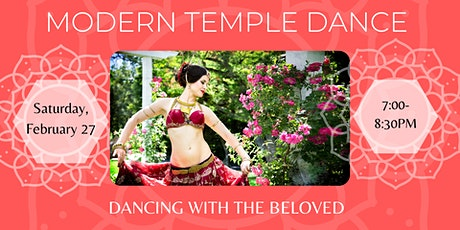 Modern Temple Dance: Dancing with the Beloved tickets