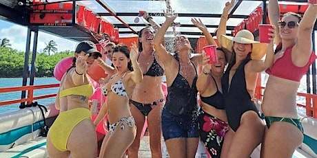 VIP BOAT PARTY tickets