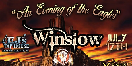 WINSLOW- An Evening of the Eagles tickets