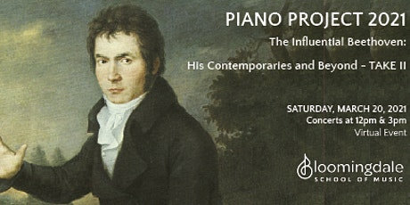 Piano Project 2021 tickets