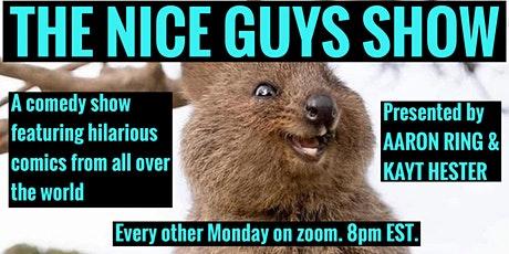 The Nice Guys Comedy Show tickets