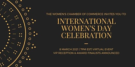 International Women's Day VIP Kickoff Celebration tickets