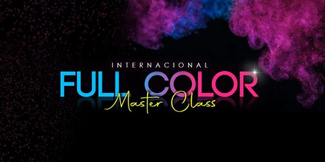 Internacional Full Color- Master Class boletos