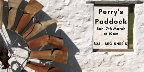 Photography Beginner Workshop - Perry's Paddock Woodvale tickets