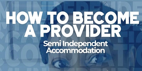 Semi Independent Accommodation: How to generate referrals tickets