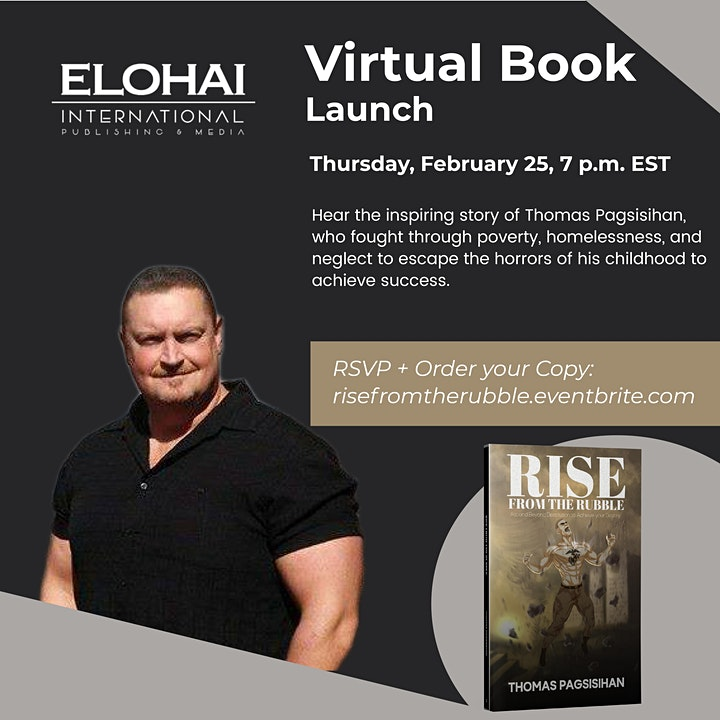 Rise from the Rubble Virtual Book Launch image