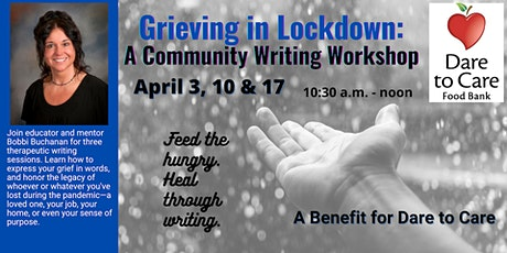Grieving in Lockdown: A Community Writing Workshop tickets