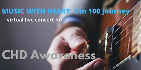 Music with Hearts;  1 in 100 Journey tickets