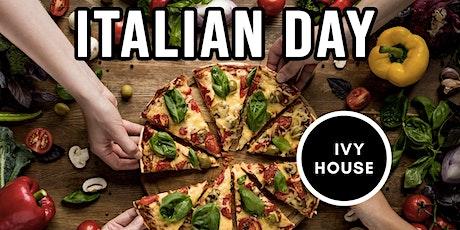 Italian Day tickets