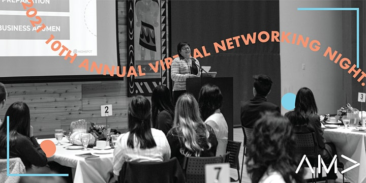 UW AMA Annual Virtual Networking Night 2021 - Students image