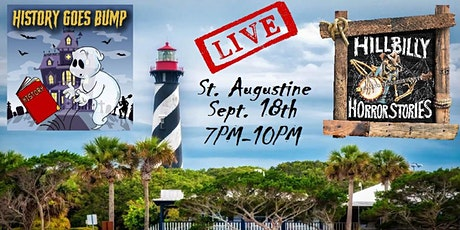 HGB & HHS Live in St. Augustine tickets