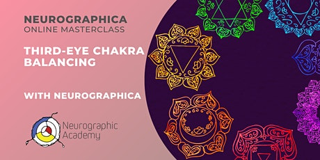 Third-Eye Chakra Balancing With Neurographic - 2 Hours Live Class tickets