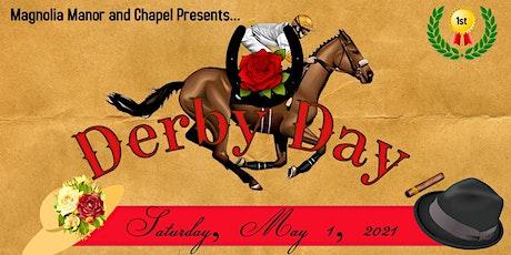 Derby Day Tour tickets