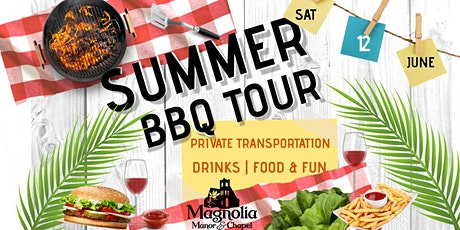 Summer BBQ Tour tickets