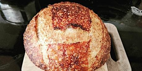 Sourdough Basics - Demystifying the world of sourdough baking tickets