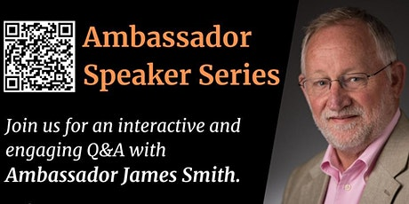 The Ambassador Speakers Series tickets