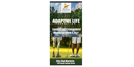 Adaptive Life Foundation Charity Golf Tournament tickets