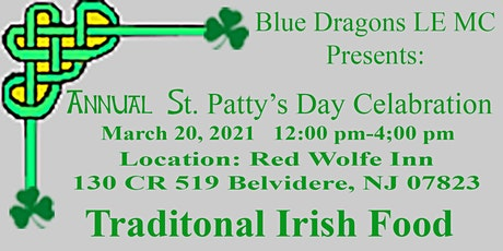 Blue Dragons LE MC  annual St. Patty's Day Celebration tickets