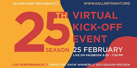 Gallery Night 25th Anniversary Kick-Off tickets