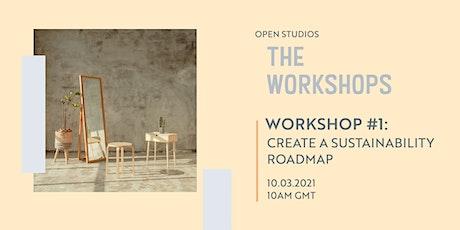 Workshop #1 - Create a Sustainability Roadmap tickets