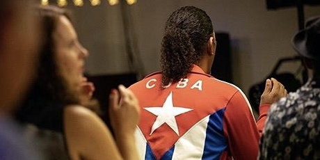 Learn Beginners' Salsa - a fun-filled class with the Cuban maestro of dance tickets