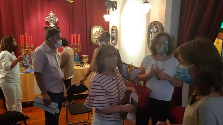 Imagen de Excursión  Día del Art Nouveau a la Isla Martín García, con ceremonia AANBA