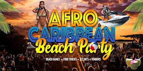 AFRO CARIBBEAN BEACH PARTY | BAYWATCH SUNDAY tickets