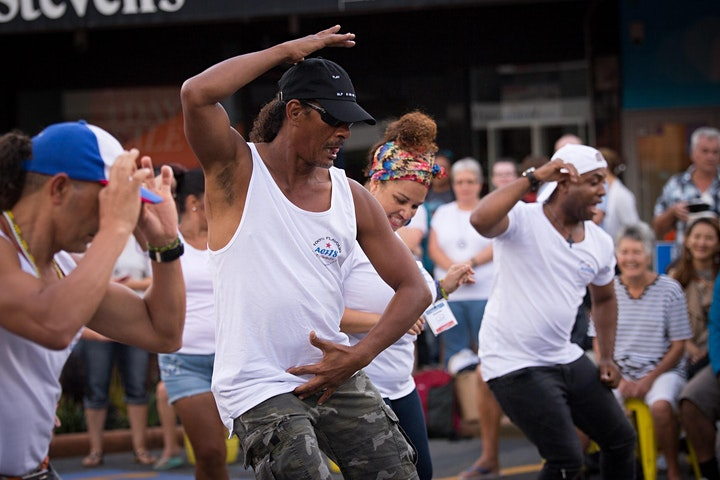 Learn Beginners' Salsa - a fun-filled class with the Cuban maestro of dance image
