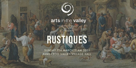 Rustique Concert Kangaroo Valley tickets