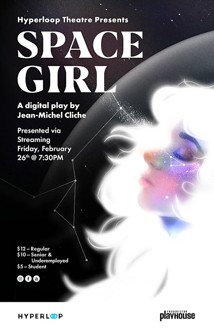 Hyperloop Theatre Presents: Space Girl- February 26 image