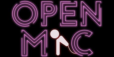 Virtual Open Mic tickets