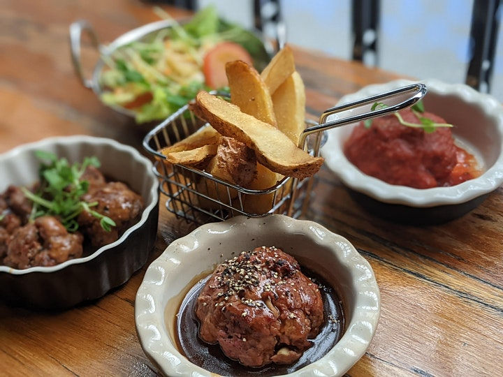 International Meatball Day: $1 Boulettes image