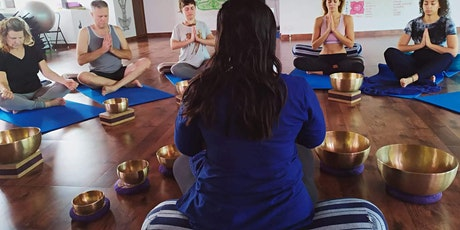 Sound bath and guided meditation - Richmond SA (7:30pm) tickets