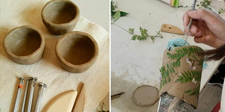 Pottery Workshops for Novices tickets