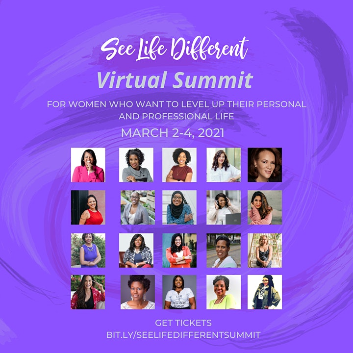 See Life Different Virtual Summit image