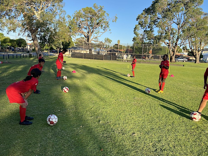 IMAGINE YOUR CHILD IN A HIGHLY RATED SOCCER ACADEMY ? JOIN US. image