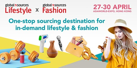 Global Sources Lifestyle & Fashion Show tickets