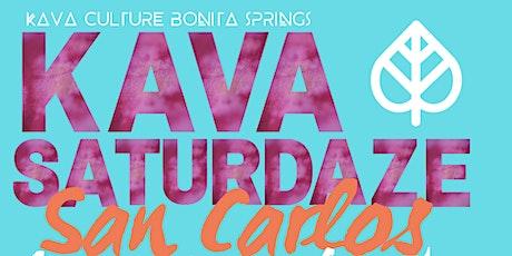 Kava Saturdaze hosted by San Carlos Park Music tickets