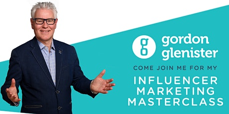 Influencer Marketing Masterclass tickets