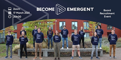 Become Emergent - Recruitment Info Event tickets