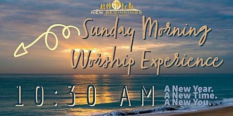 Sunday Morning Worship Experience tickets