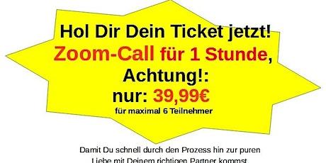NEU! Zoom-Calls für Nicht-Member Tickets