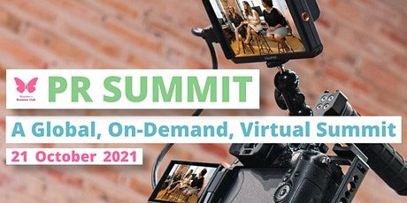 PR Summit: A Global, On-Demand, Virtual Summit entradas