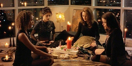 Online HALLOWEEN SEANCE  with MEDIUMS - Join the audience billets