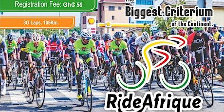 RideAfrique Criterium  30 Laps tickets