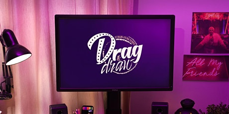 Drag & Draw Online #10 LUNCHTIME SESSION tickets