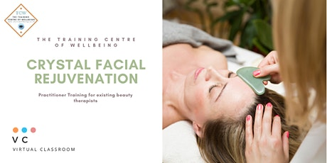 Crystal Massage (Facial Rejuvenation) Practitioner tickets