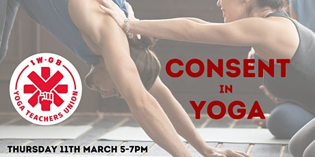 Consent in Yoga Workshop tickets