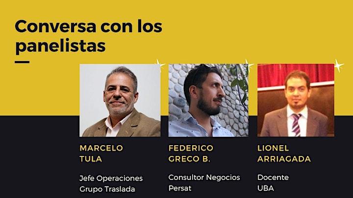 Imagen de Webinar Gratuito Transporte y Logística, influencia  Covid, Proyección 2021