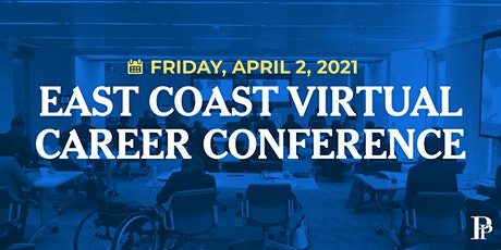 2021 East Coast Career Conference tickets